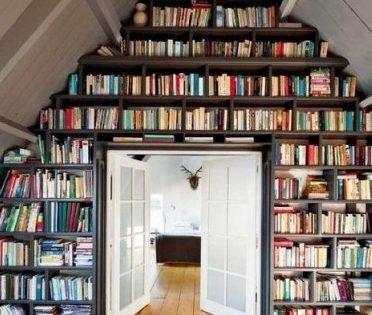 Grandes Bibliotecas en Casa