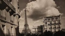 """Paris y sus """"Salas de Baño""""."""