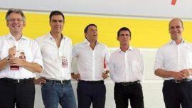Pedro y la banda de la camisa blanca