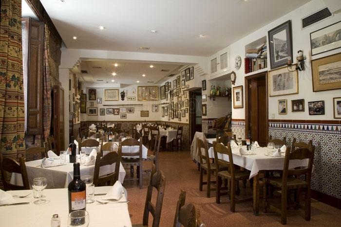 12 Restaurantes Centenarios en Madrid | Laboratorio de Estilo