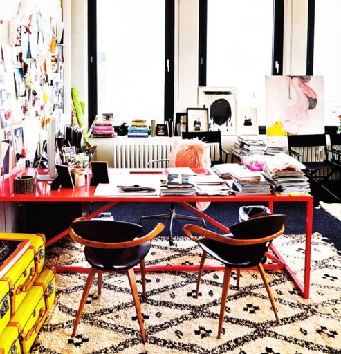jenna-lyons-office-at-jcrew