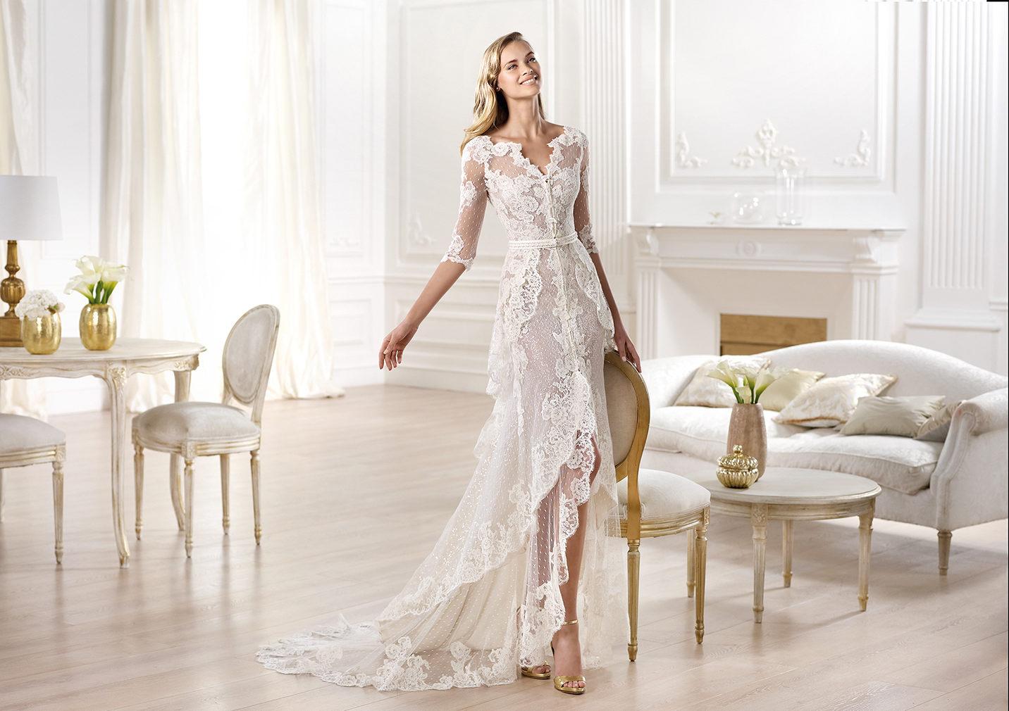 Taller vestidos de novia madrid