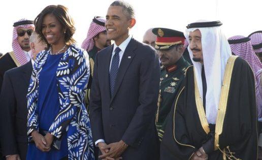 Michelle Obama y el velo de la discordia