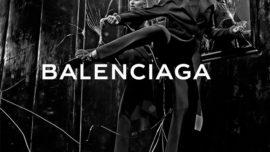 Balenciaga cambia campaña