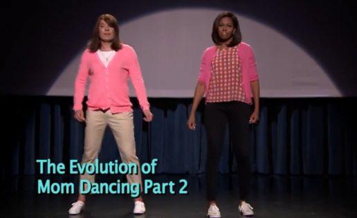 El baile de Michelle Obama