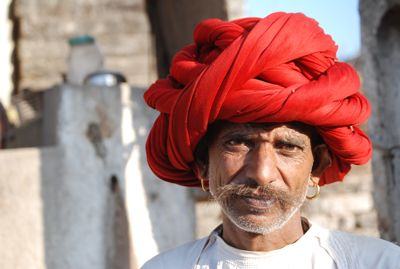 Day 9 red turban 1