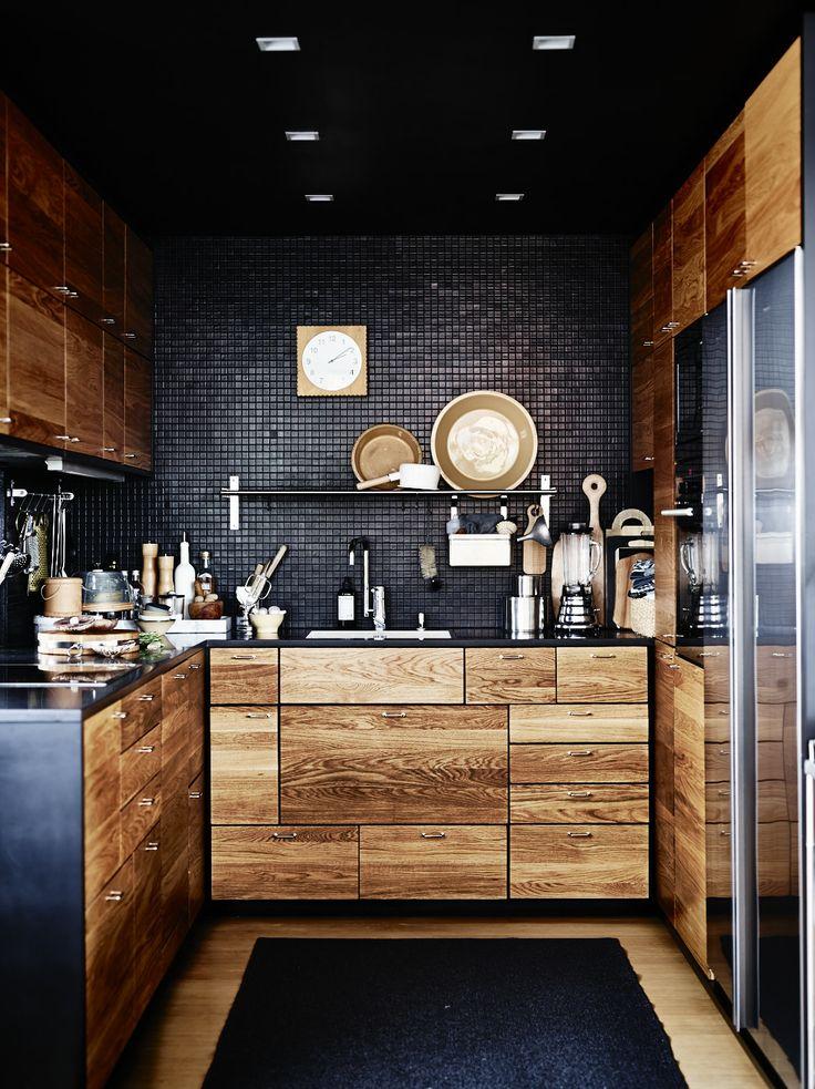 Una cocina elegante laboratorio de estilo for Cocina de estilo industrial