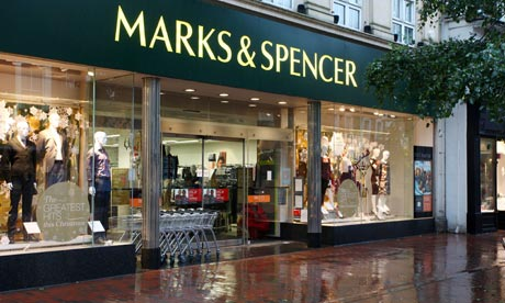 Marks and Spencer in Tunbridge Wells, Kent