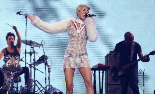 Miley Cyrus y las monjas