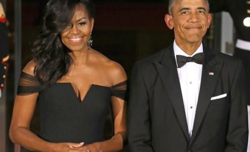 El polémico guardarropa de Michelle Obama