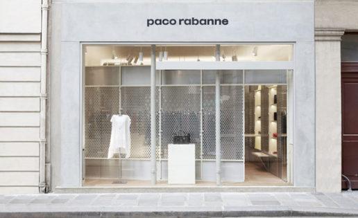 La tienda de Paco Rabanne