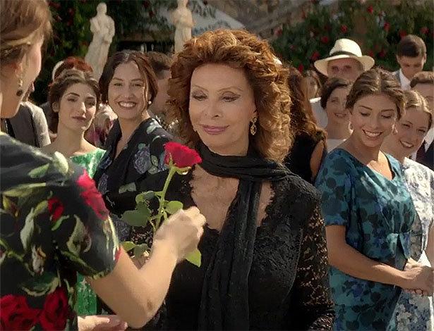 d17fd9fec5 El nuevo anuncio de Sofia Loren - Laboratorio de Estilo | ABC Blogs