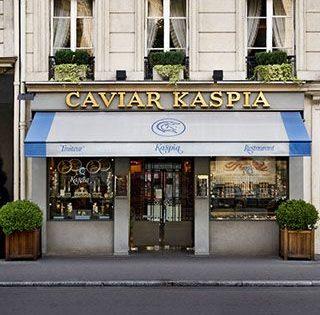 Cenando en Paris  Caviar Kaspia - Laboratorio de Estilo  60baf32589d