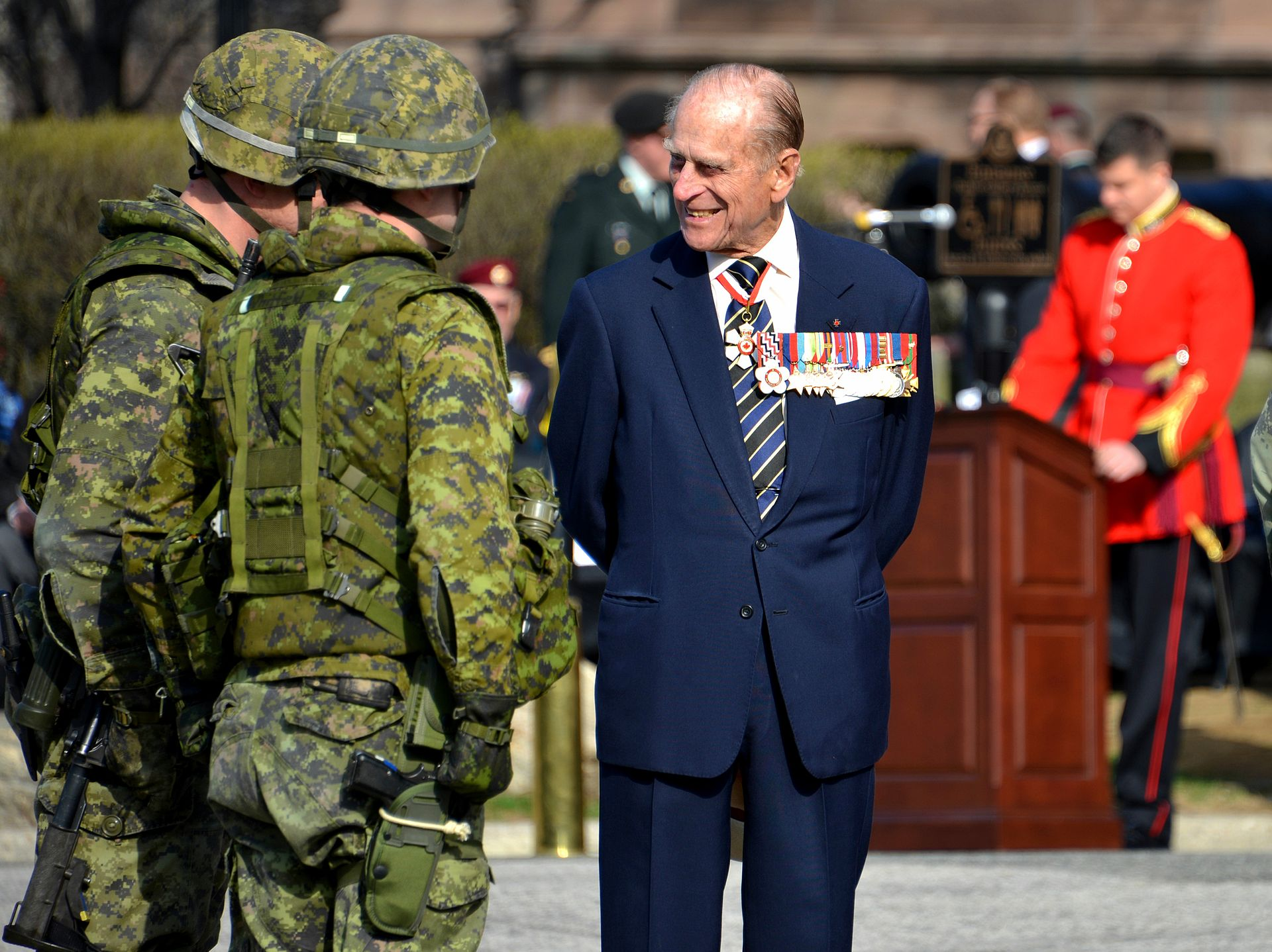 The_Duke_of_Edinburgh_as_Colonel-in-Chief_of_the_Royal_Canadian_Regiment