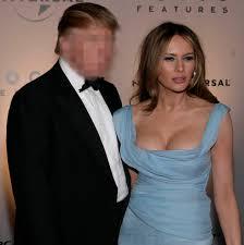 Melania Trump y su metamorfosis