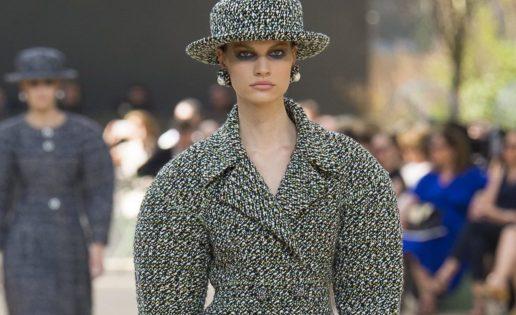 Las curiosas similitudes de los desfiles de Chanel y Dior