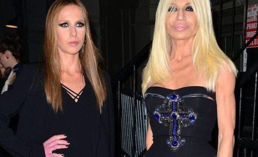 Allegra Versace y la nueva película sobre Gianni
