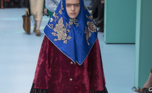 La modernidad retro de Gucci