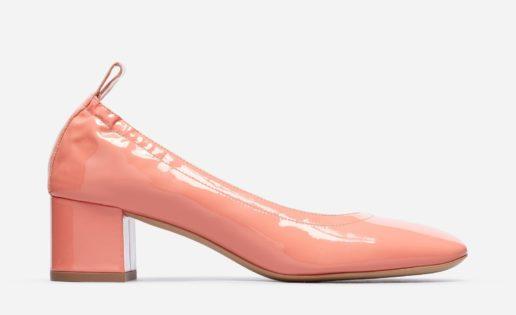 """El origen de los """"block heels"""" o tacones cuadrados"""