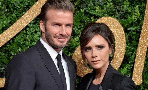 David Beckham, nuevo presidente de la moda británica