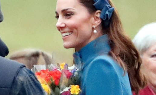 Kate Middleton recupera la diadema
