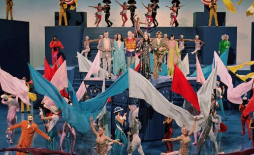 Gucci y su campaña inspirada en Hollywood
