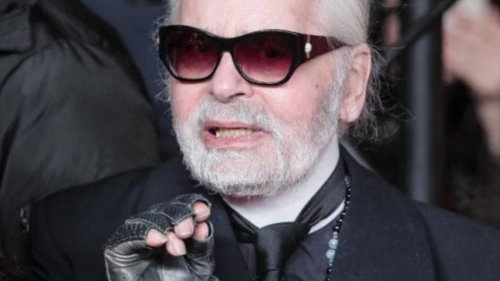Karl Lagerfeld, víctima de un cáncer de pancreas