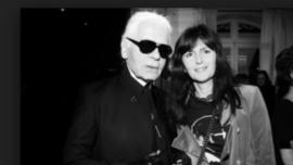 Virginie Viard, sucesora de Lagerfeld