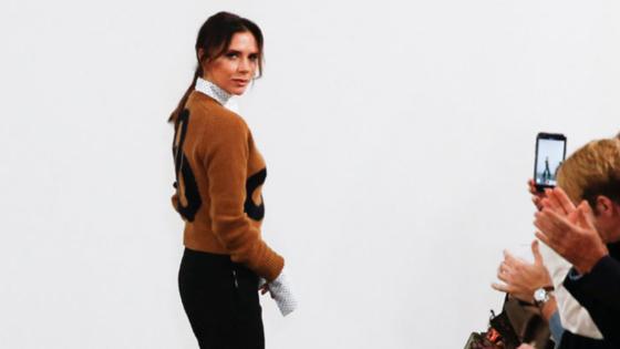 Victoria Beckham y su sólida colección de moda
