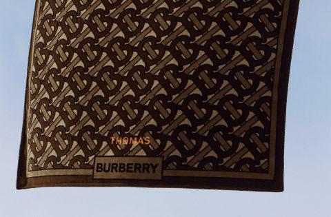 La Serie B de Burberry