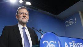 Rajoy sobrevivió a Aznar