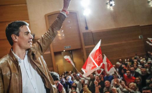El pulso del PSOE