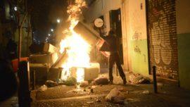 Arde Lavapiés, arden las redes