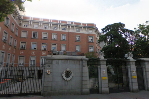 El naftaleno que cost 100 millones de euros terminal cero for Oposiciones ministerio de exteriores