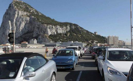 Gibraltar y el drama de las colas
