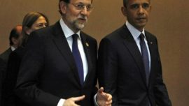 Obama se olvida de Rajoy