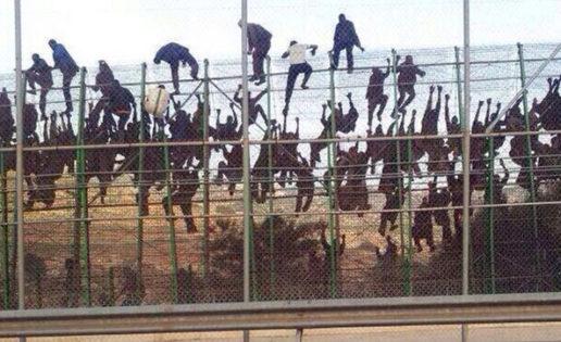 La comisaria europea y los asaltos a la valla de Melilla