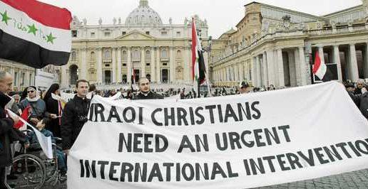 ¿Qué hace la UE por los cristianos perseguidos?