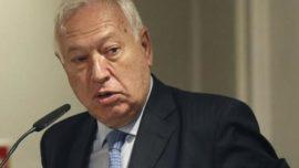 Margallo y las embajadoras