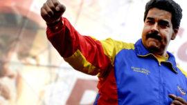 """La falsa """"Venezuela de verdad"""" del gran Nicolás"""