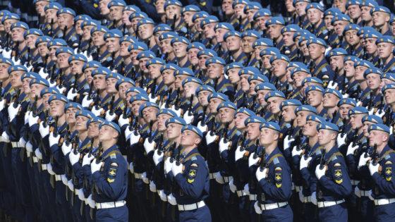 Rusia, China y los inquietantes desfiles militares