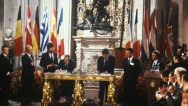 Treinta años de consenso en la Unión Europea