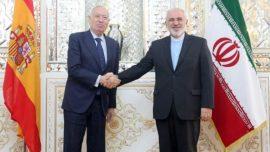 Carrera española hacia Irán