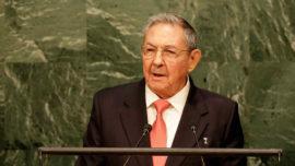 Raúl Castro y la excusa del embargo