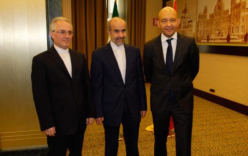 Irán se presenta en sociedad