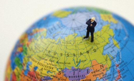 Una política exterior paralizada