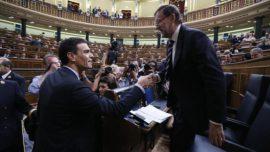 España en funciones