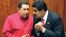 Maduro, aislado después de tres años sin Chávez