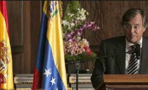 La curiosa situación de la Embajada española en Venezuela