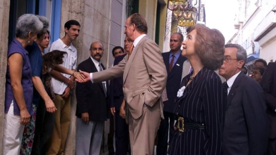 Fidel, los Reyes y el Trono de La Habana